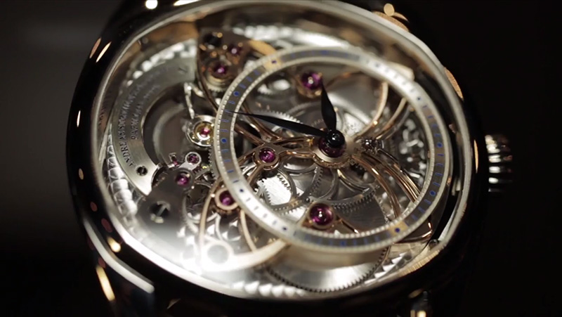 Andreas Strehler - Papillon d'Or (Masterpiece In Motion)
