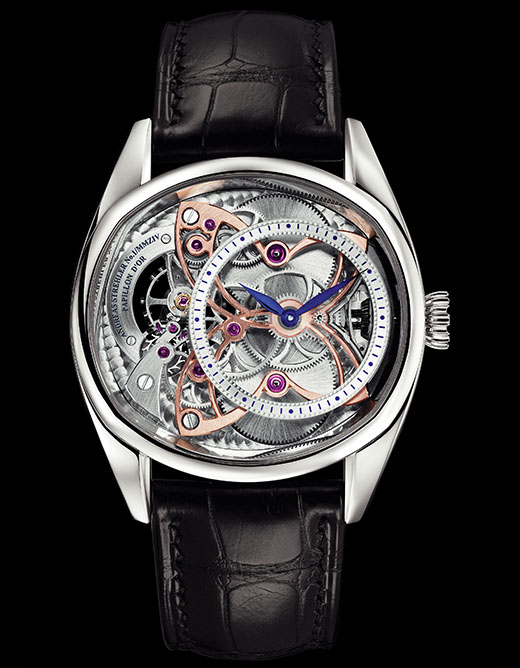 Andreas Strehler - Papillon d'Or