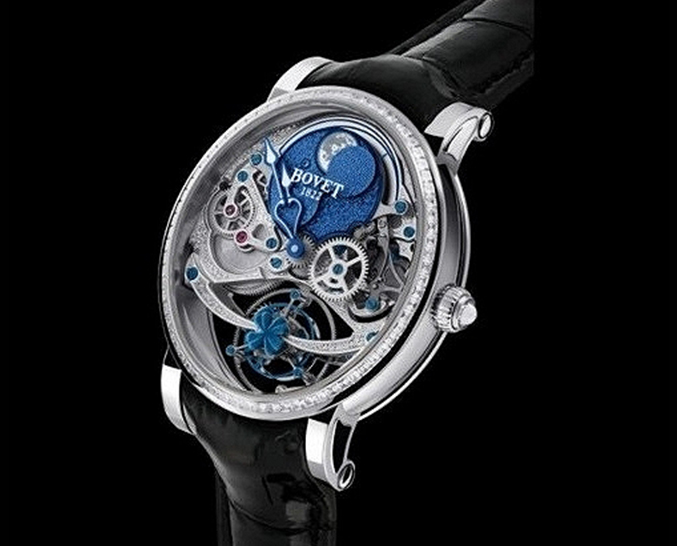 Bovet - Recital 9 Tourbillon Miss Alexandra