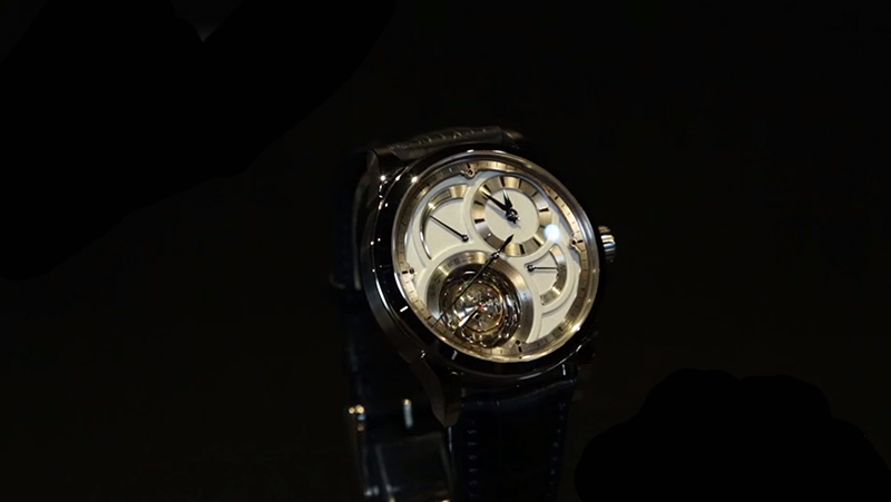Gönefeld Parallax Tourbillon 1912 - Masterpiece In Motion