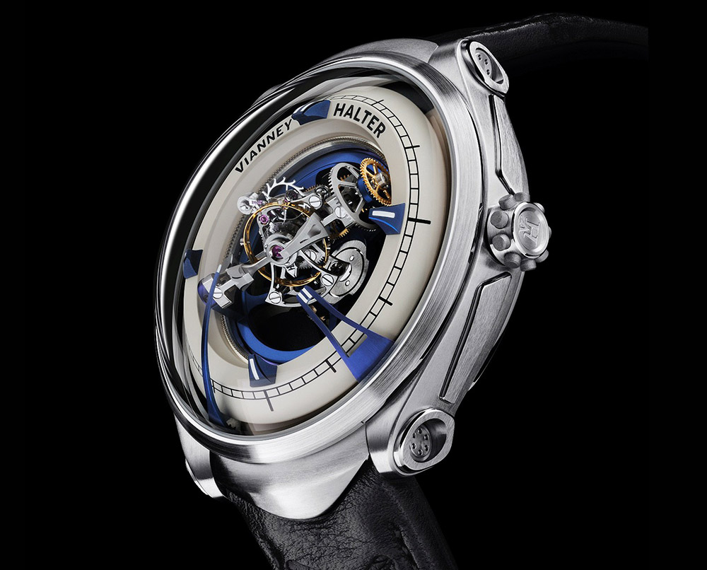 Vianney Halter - Deep Space Tourbillon