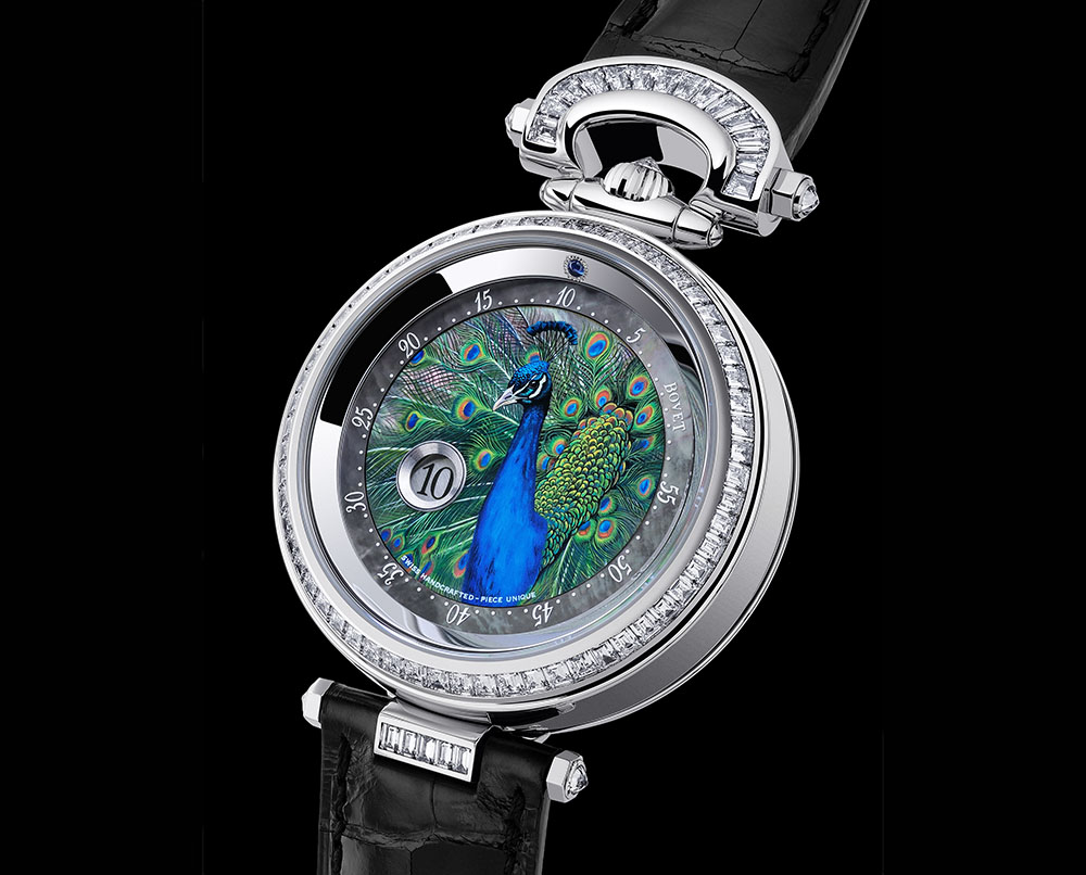 Bovet - AMADEO-FLEURIER PAON