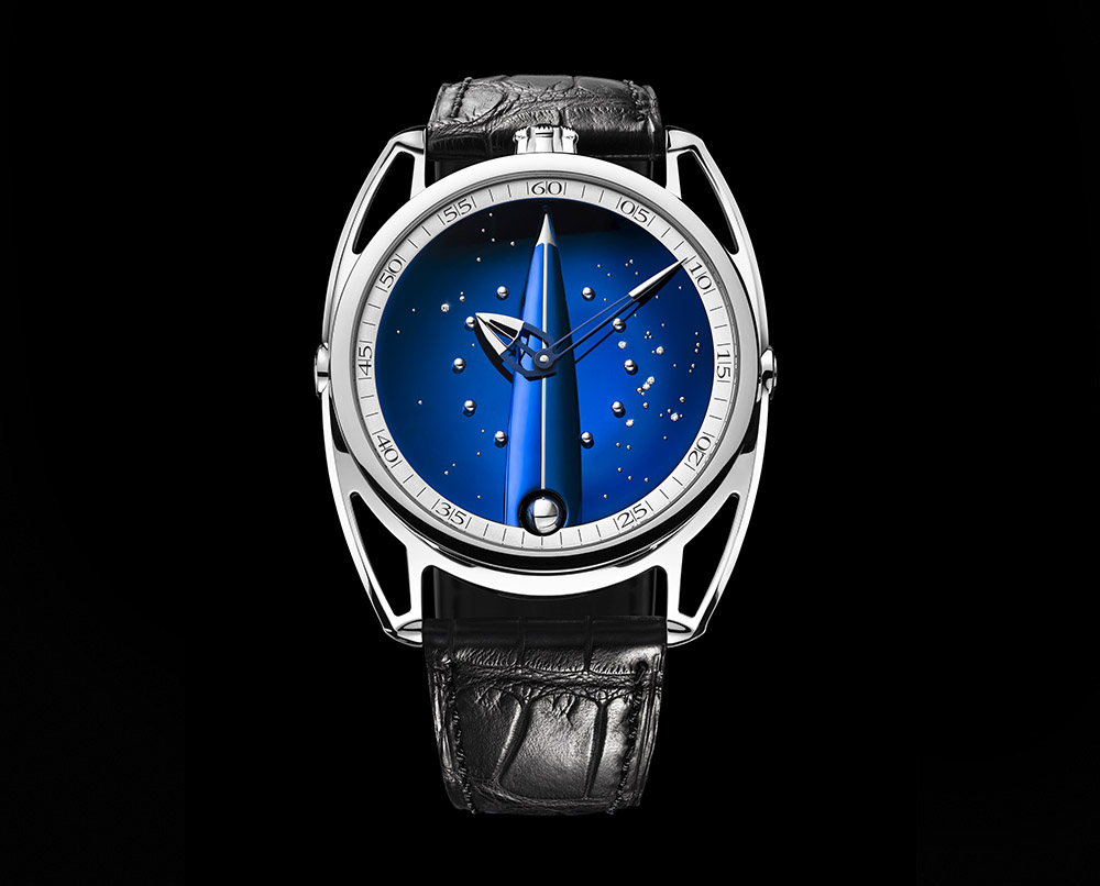 DeBethune - DB28 Skybridge