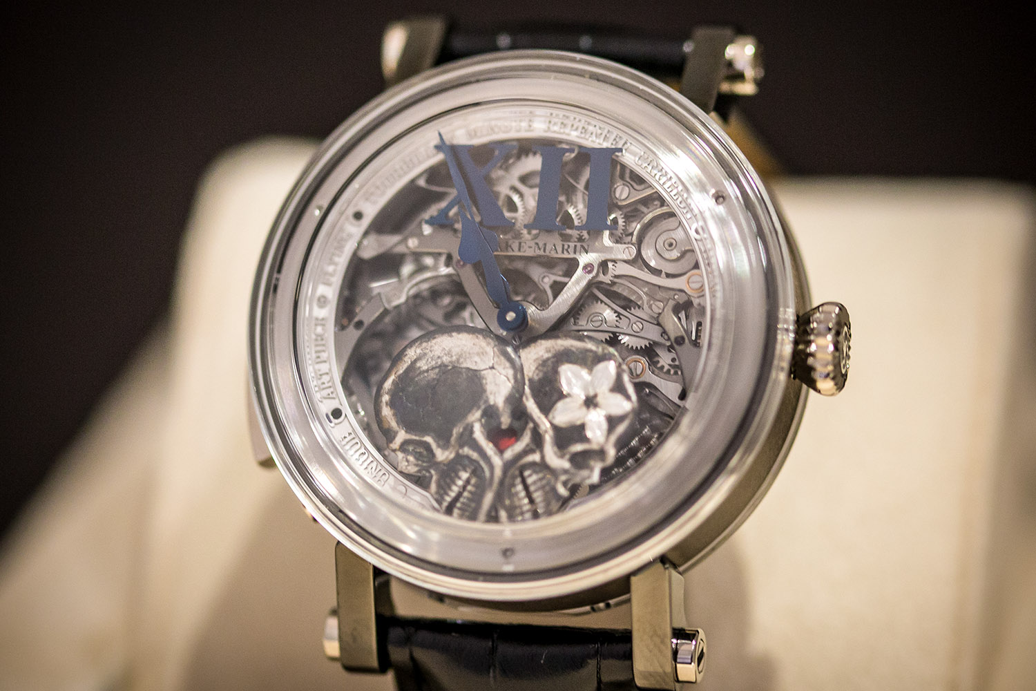 Speake-Marin - Crazy Sculls