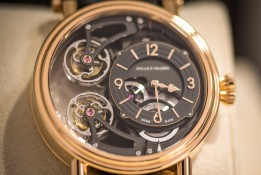 Speake-Marin - Double Tourbillon